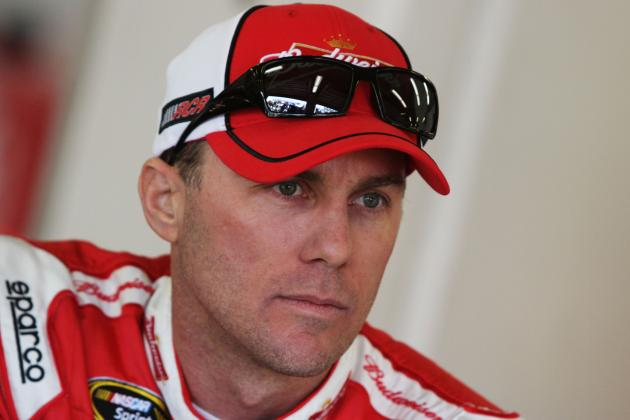 Kevin Harvick Edges Greg Biffle in Sprint Unlimited