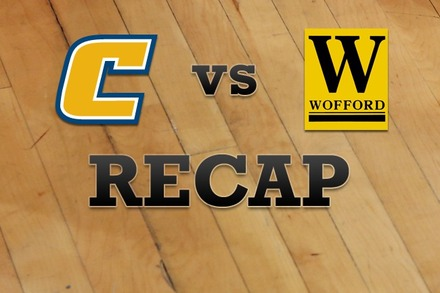 Chattanooga vs. Wofford: Recap, Stats, and Box Score