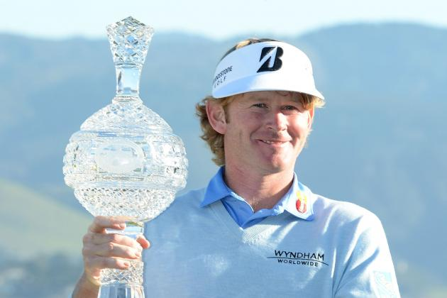 Why Brandt Snedeker Is the Hottest Player in the World