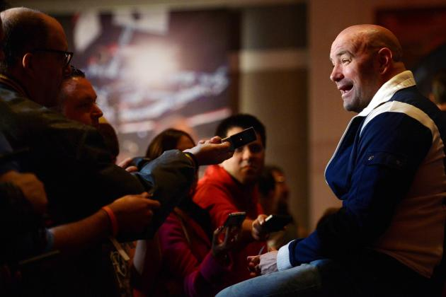 Dana White on Turning Down UFC Fights: Joe Silva Is 'a Mean Little F***er'