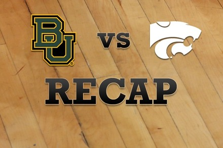 Baylor vs. Kansas State: Recap, Stats, and Box Score