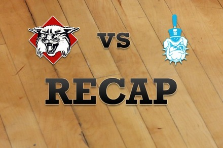 Davidson vs. Citadel: Recap, Stats, and Box Score