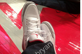 Rockin My Fav Js at the Dunk ...