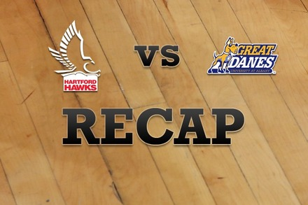 Hartford vs. Albany: Recap, Stats, and Box Score