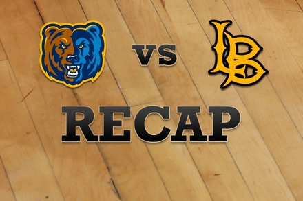 UC Riverside vs. Long Beach State: Recap, Stats, and Box Score