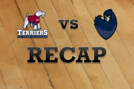 St. Francis (NY) vs. Monmouth: Recap, Stats, and Box Score