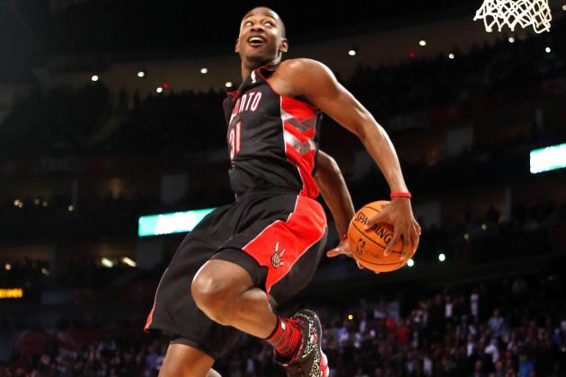 NBA All-Star Weekend 2013 Slam Dunk Contest: Live Updates and Highlights