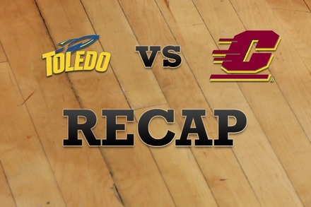 Toledo vs. Central Michigan: Recap, Stats, and Box Score