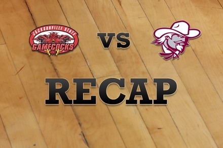 Jacksonville State vs. Eastern Kentucky: Recap, Stats, and Box Score