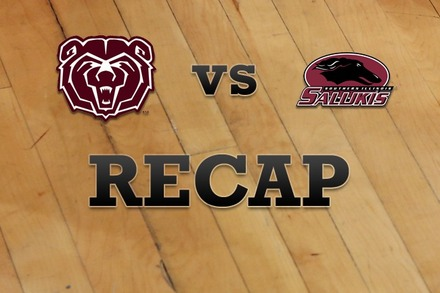 Missouri State vs. Southern Illinois: Recap, Stats, and Box Score