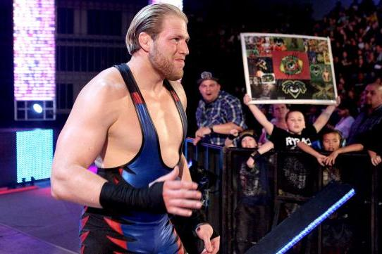 WWE Elimination Chamber: Why Jack Swagger Should Come Out Victorious