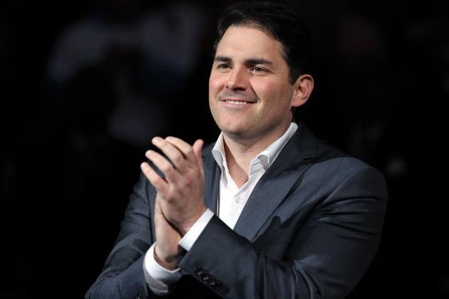 Jason Levien followed roundabout path to Grizzlies' front office