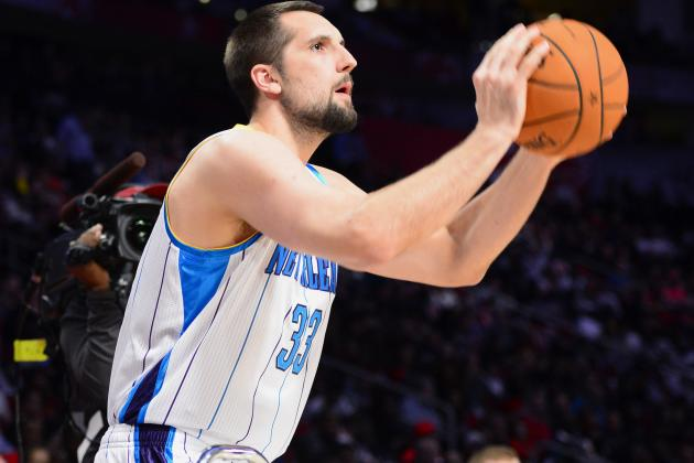 Ryan Anderson Unable to Advance from 1st Round in 3-Point Contest