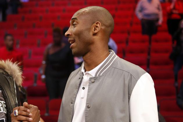 "Kobe Bryant Says He Has ""Two Years Max"" Left of Playing"