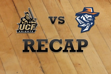 UCF vs. UTEP: Recap, Stats, and Box Score