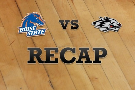 Boise State vs. New Mexico: Recap, Stats, and Box Score