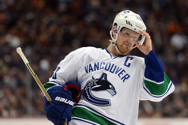 Vancouver Canucks: Henrik Sedin Takes His Place as the Franchise Scoring Leader