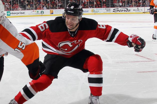 Devils' Henrik Tallinder: Penalty Shot for David Ullstrom Was Wrong Call