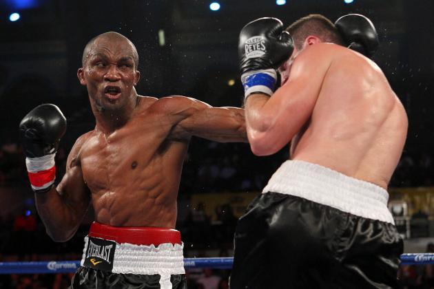 Sakio Bika Beats Nikola Sjekcola by Unanimous Decision