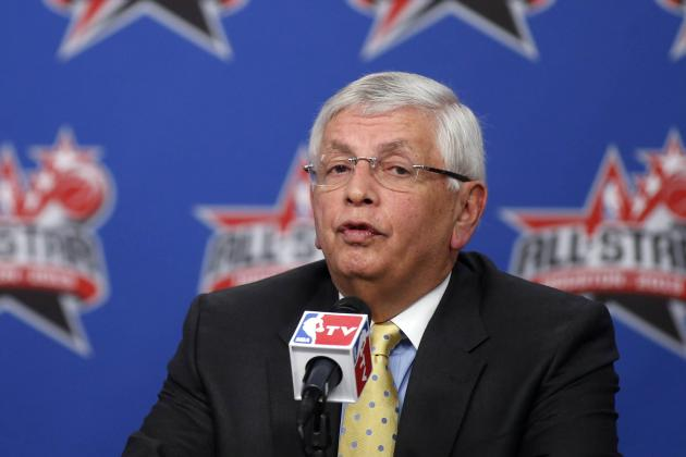 David Stern Says King Saga Not Resolved Yet