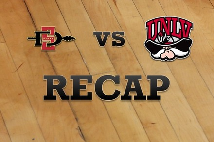 San Diego State vs. UNLV: Recap, Stats, and Box Score