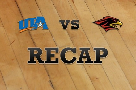 Texas-Arlington vs. Seattle: Recap, Stats, and Box Score