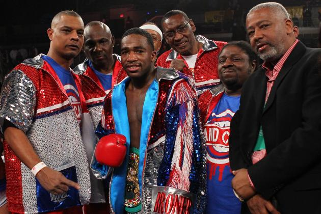 Broner vs. Rees: Win Shows 'The Problem' Needs to Up Level of Competition