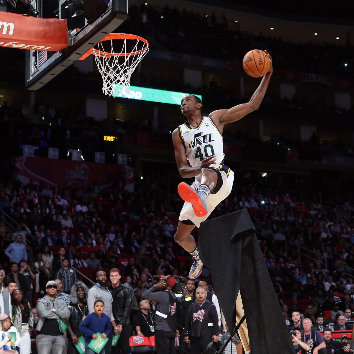 Nuggets Clippers Highlights: NBA Slam Dunk Contest 2013: Must-See Jams From Epic All