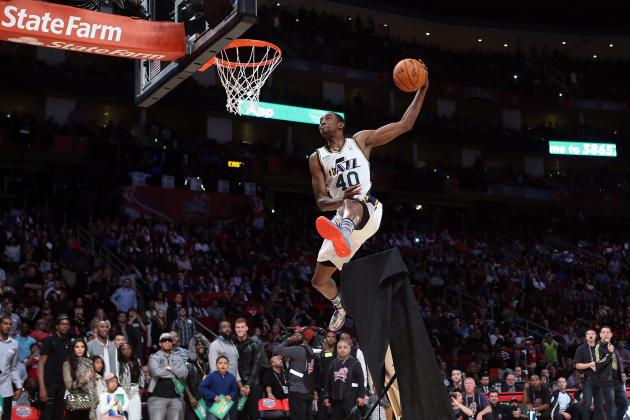 NBA Slam Dunk Contest 2013: Must-See Jams from Epic All-Star Event