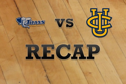CS Fullerton vs. UC Irvine: Recap, Stats, and Box Score