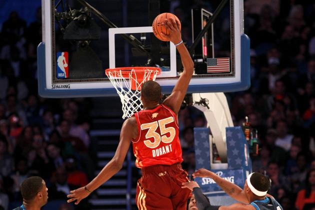NBA All-Star Game 2013: Kevin Durant Will Propel West to Third-Straight Win