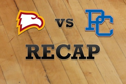 Winthrop vs. Presbyterian: Recap, Stats, and Box Score