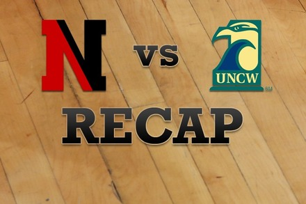 Northeastern vs. UNC Wilmington: Recap, Stats, and Box Score