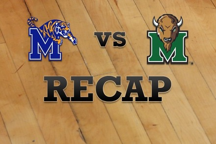 Memphis vs. Marshall: Recap, Stats, and Box Score