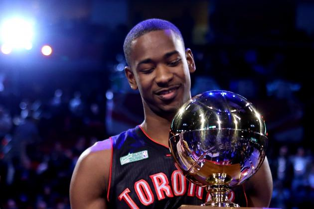 NBA Slam Dunk Contest 2013: Terrence Ross' Win and the Need to Change the Format