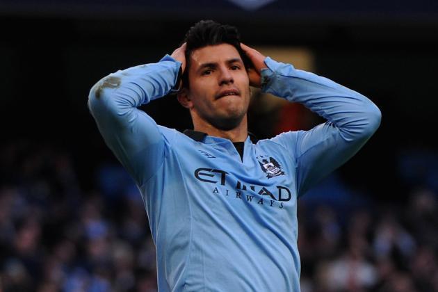Sergio Aguero Still Believes That Manchester City Can Retain Their Title