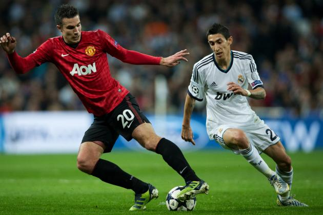 Manchester Uniteds Robin Van Persie Does Not Want to Be Rested by Alex Ferguson