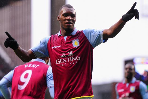Christian Benteke's Agent Not Ruling out Summer Move from Aston Villa