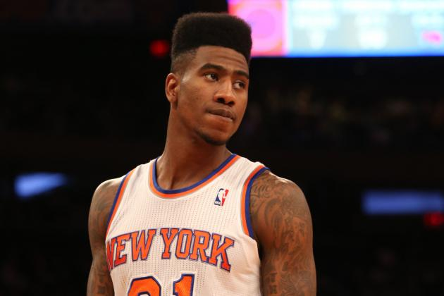 Iman Shumpert Is Critical Piece to NY Knicks Future, Not Trade Bait