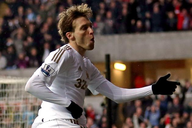 Michu Reiterates Commitment to Swansea City