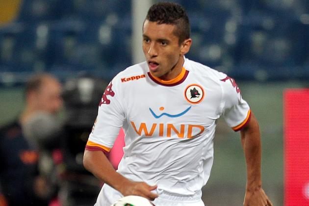 Manchester City Target Roma's Marquinhos: Report