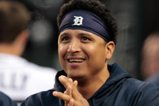 Victor Martinez Shakes off Rust, Faces Live Pitching for First Time Since 2011