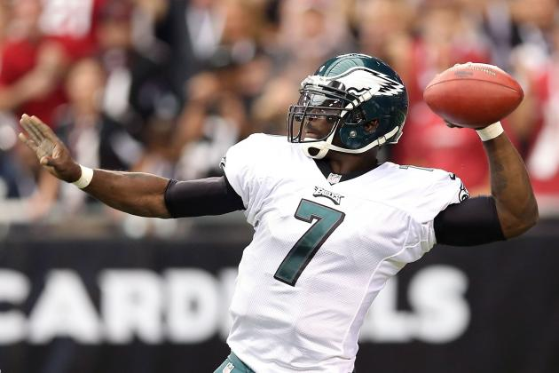 Keeping Michael Vick Tells You Eagles' Quarterback Options Are Limited