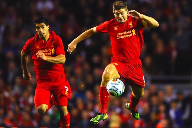 Liverpool 5-0 Swansea City: Suarez and Sturridge Hit Swans for Five