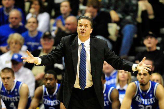 VIDEO: John Calipari Tees off on His Team After 30-Point Loss at Tennessee