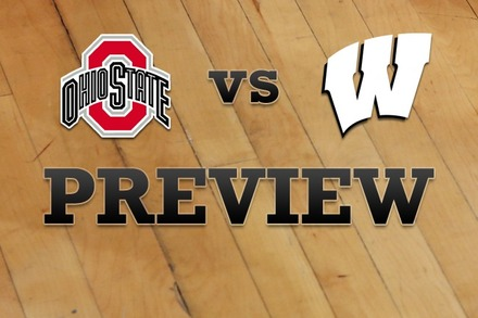 Ohio State vs. Wisconsin: Full Game Preview