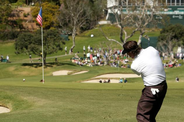 Will Inconsistency Continue to Plague Phil Mickelson in 2013?