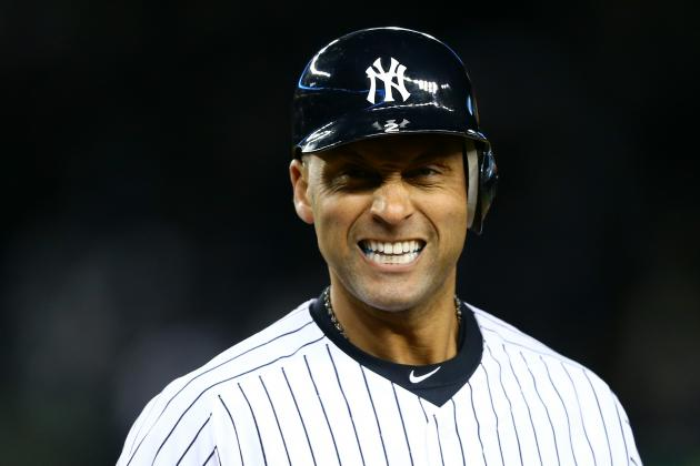 Derek Jeter Targeting Opening Day for Return from Injury