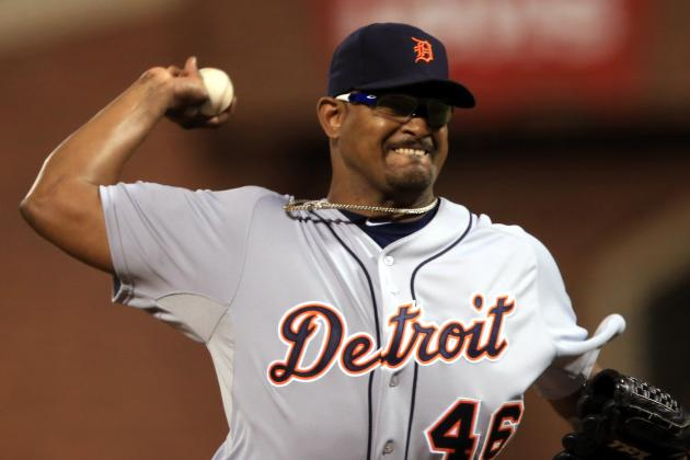 Mets Maintaining Interest in Reliever Jose Valverde