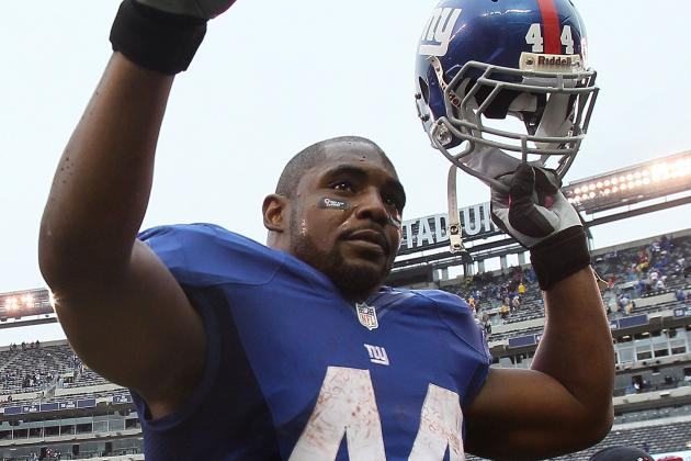 If Return to Giants Doesn't Happen, Bradshaw Would Like to Play Close to Home
